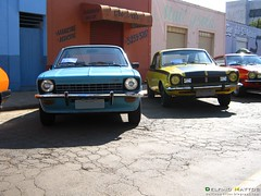 Chevrolet Chevette & Ford Corcel