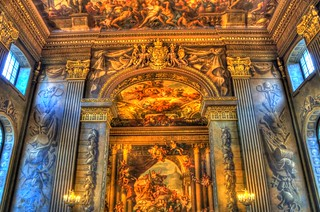 Painted Hall HDR