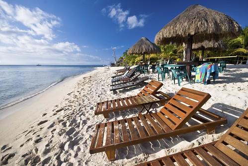 Descubriendo las playas de Cozumel