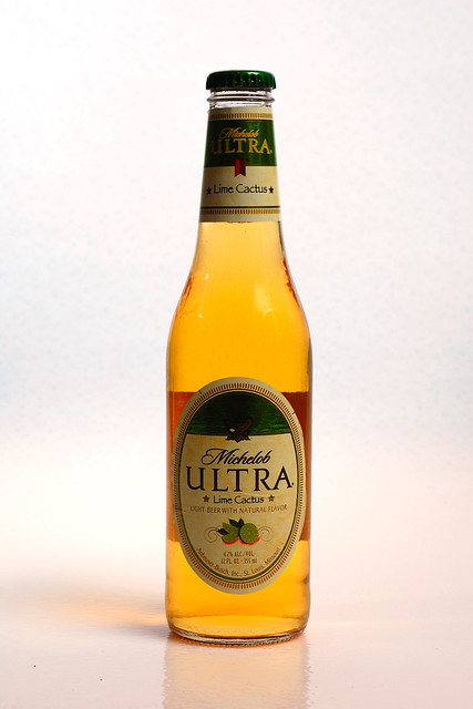 how to make michelob ultra taste better