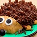 Hedgehog chocolate cake