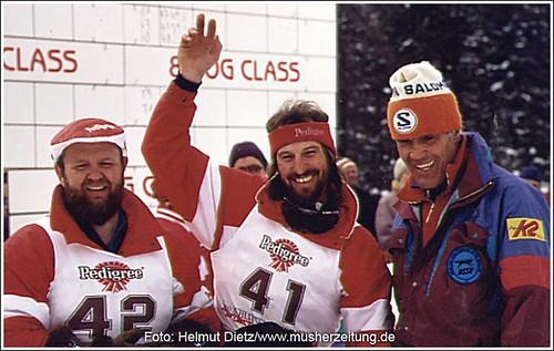 Terry Streeper, CAN - Hans Gatt, A - Gerd Bittl, D