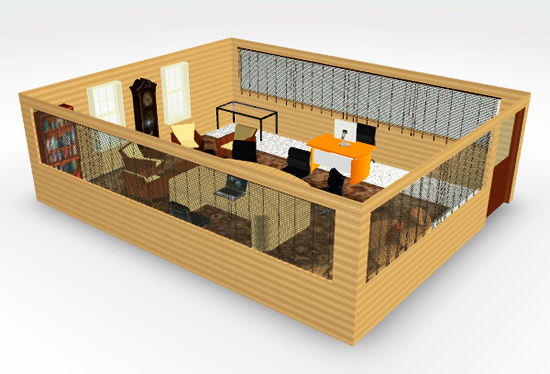 3dvia office - Office Models Photos