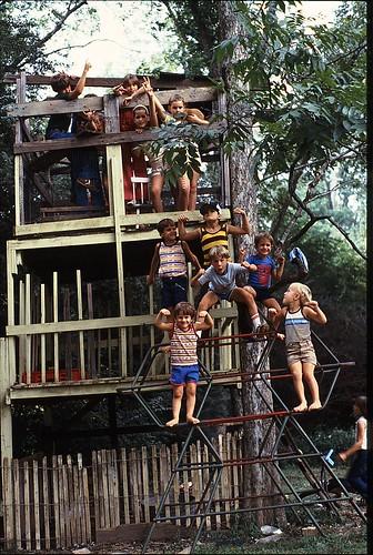 My Childhood Treehouse