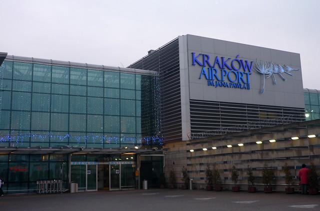 Kraków Airport. Photo credit: Alquiler de Coches
