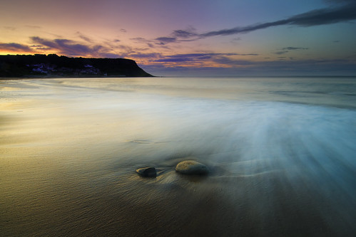 Runswick Bay; North Yorkshire
