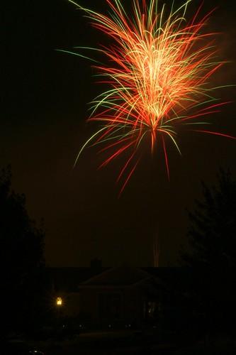 summer wisconsin fireworks finepix fujifilm nikkor 4thofjuly 2009 s3pro dousman 18200mmf3556gifed