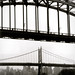 Hell's Gate & Triborough Bridge in 2002 - One of my Earliest Photos