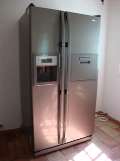 Samsung American fridge