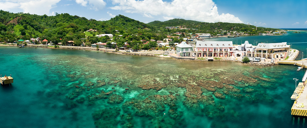 Isla Roatan - Bay Islands, Honduras