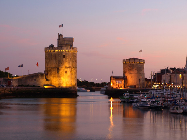 The Old Port of La Rochelle