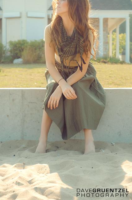 Jess Vergon - beach [4]