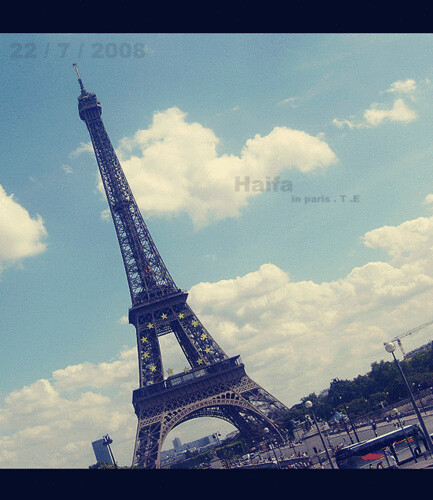i Love paris ...