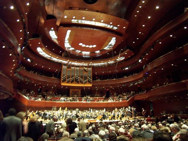 the philadelphia symphony orchestra