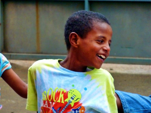 Anwar, Mercy Home, Ethiopia
