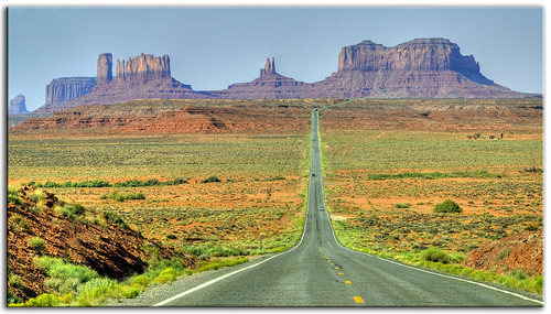 Monument valley (Credit: Vvillamon on Flickr.com)