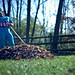 Even Captain America has to rake the leaves by wiseacre photo