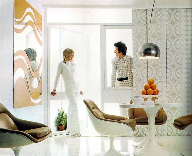 Photo for Interior design 70s style