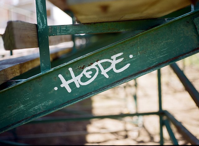 Hope from Flickr via Wylio
