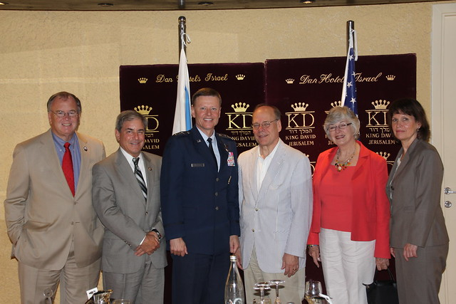 Congressional Delegation to Israel, Egypt, and the Palestinian Territories