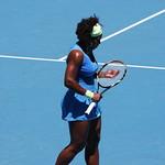 Serena Williams: Serena Williams Melbourne 2009