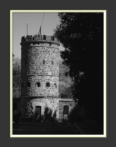 In a castle..
