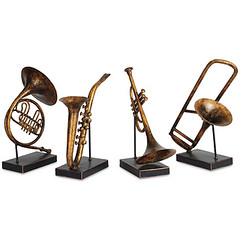 CST80972S - St. Charles Instrument Statues