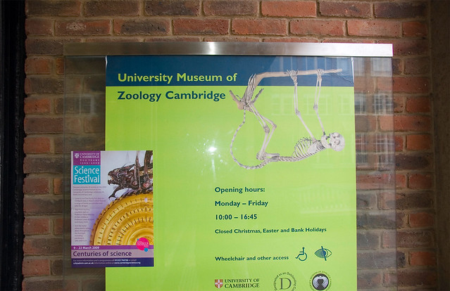 Zoology Sign 3 | Flickr - Photo Sharing!