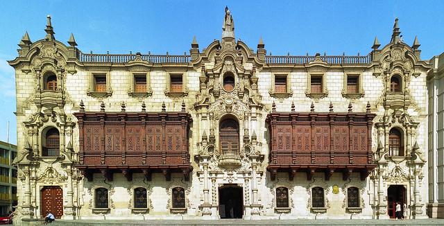 Palacio Arzobispal de ...
