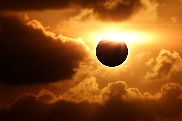 Total Eclipse.....