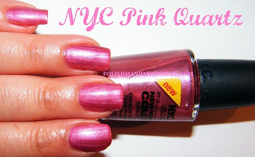 NYC Pink Quartz