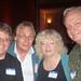Jackie with Scott McCloud, Carl Macek, & Bob Burden