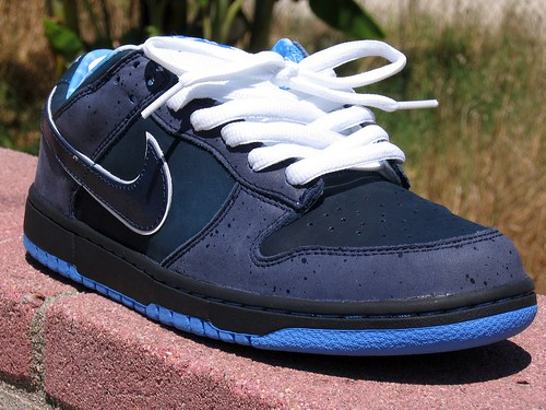 Nike Dunk Low Premium SB Blue Lobster