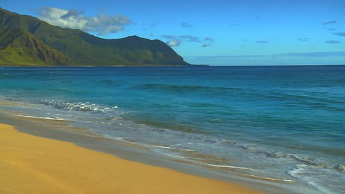 HD HAWAII BEACHES Video DVD - Ocean Waves Nature Sounds Relaxation