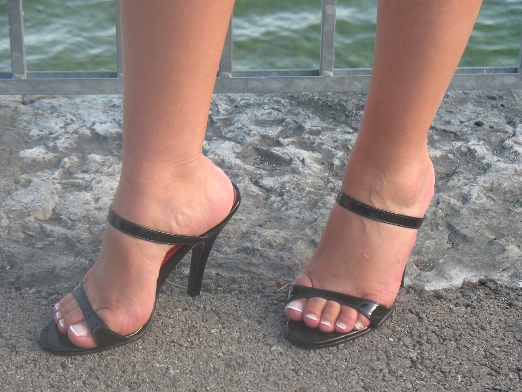 heels french