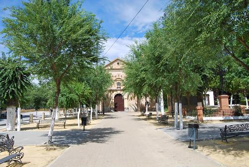 SANTUARIO DEL CALVARIO (Encinas Reales)