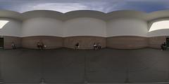 Turrell's Skyscape Room
