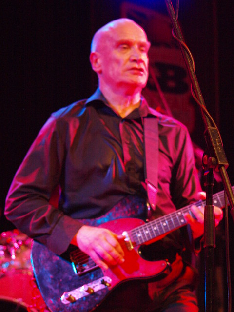 Blues at Colne Wilko Johnson and his Band | Wilko Johnson ...