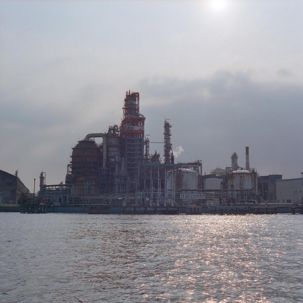 a cruising at keihin factories 4 | mizue factory of toa oil