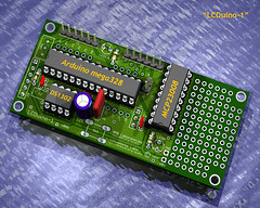LCDuino-1: our new integrated LCD/Arduino board goes to manufacturing!