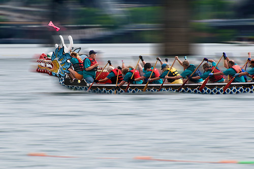 Retread of Dragon Boat Race by Pamelalong.. - 無料写真検索fotoq