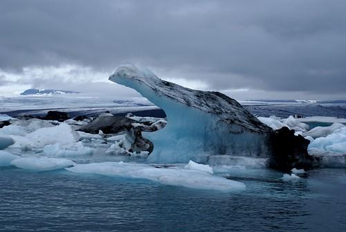 Glacial Sculptures