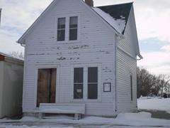 Building in Hazelton