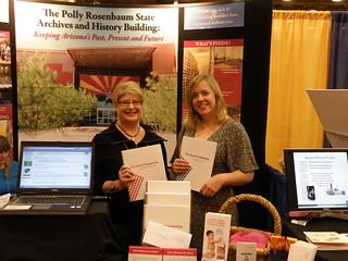 Stephanie Gerding and Brenda Hough
