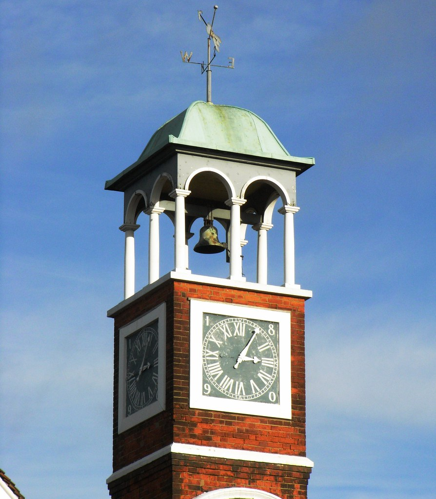 Clock Tower Old Fire Station Wimbledon Village This