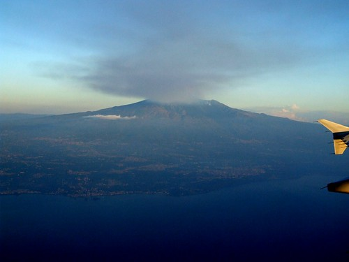 Italy - Etna Volcano - Creative Commons by gnuckx