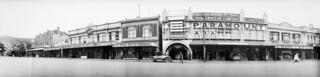 Courtenay Place, Wellington, 22 February, 1923