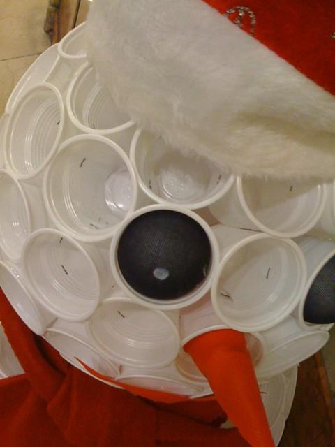 plastik bardak zımba