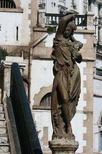 Alger la Blanche_La Belle des Escaliers  de la Pêcherie