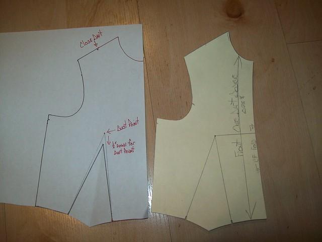 <p>Sewing Pattern Demo</p>
